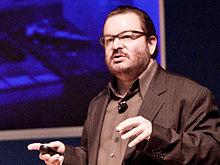 Jeffrey Zeldman, photographed by Tony Quartarolo