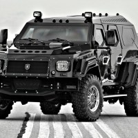 Top 5 Armoured Vehicles
