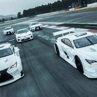 "LEXUS ""DANCE of F"""