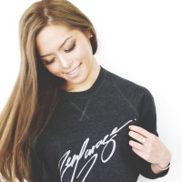 Zen Script Crewneck back in stock!