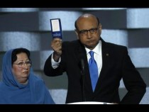 Khizr Khan Speech At DNC Sparks Register To Vote Searches