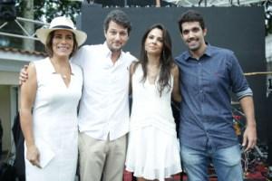 Gloria Pires, Marcelo Serrado, Fernanda Coque Cardoso e Leonardo Pazzini_0147_foto Miguel Sa