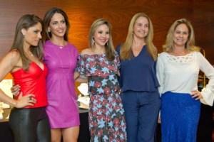 _Aline demeterco, Ana Ramalho, Alessandra Amaral, Rosana Pina e patricia Cardoso_7354_FOTO MARIANA VIANNA