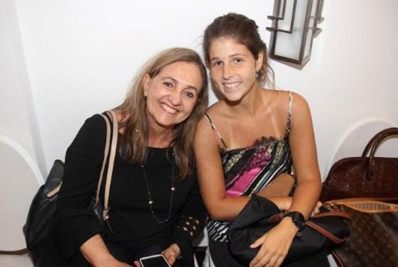 Lucielle e Marianna Alencar