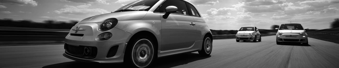 Fiat 0-60 Times