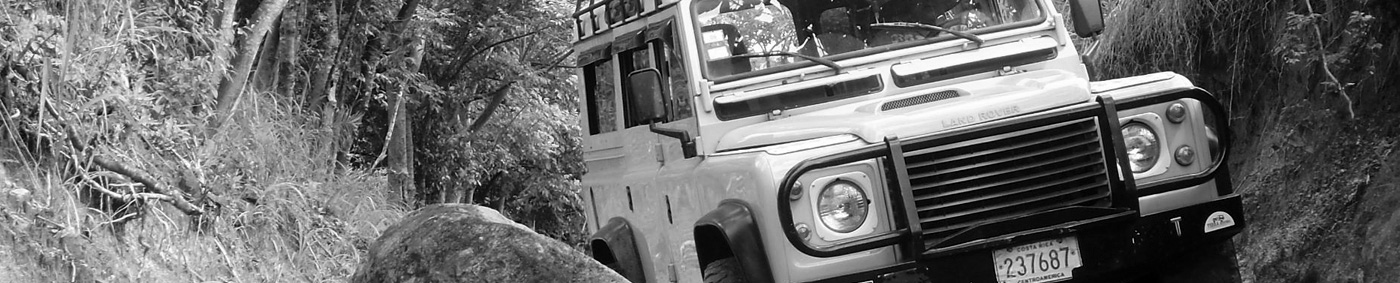 Land Rover 0 to 60