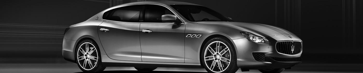Maserati qtr w strip