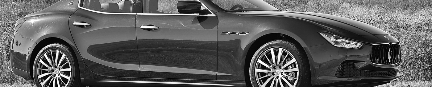 Maserati Specs