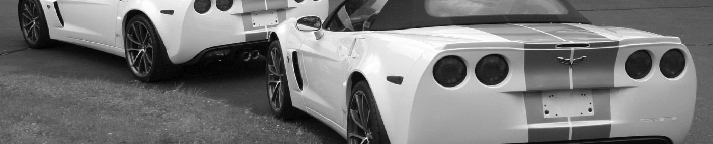 Callaway Corvette 0-60