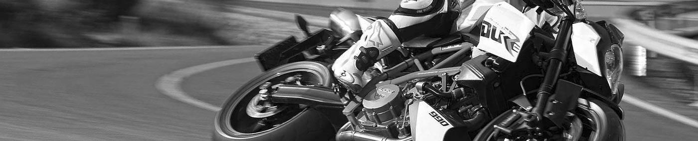 KTM Motorcycle 0-60
