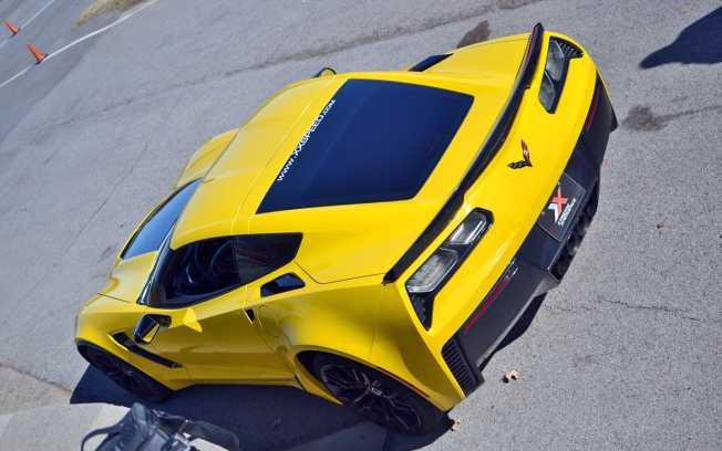 Chevrolet Corvette Z06 Driving Experience