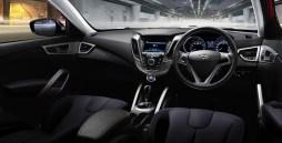 Hyundai Veloster - 133 Veloster Interiors (1)