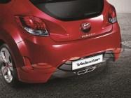 Hyundai Veloster - 145 Veloster Parking System