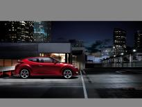 Hyundai Veloster - 150 Veloster Side View_Veloster Red