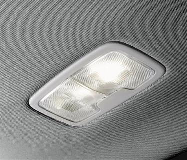 KIA Optima K5 - 134 Rear Personal Lamps