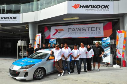 Mazda3 Fawster Motorsports S1K (2012) - 42