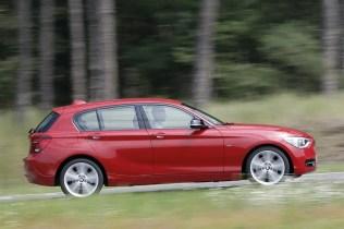 BMW 1-Series (2012) - 11