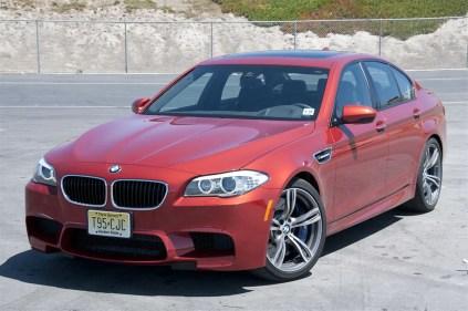 BMW M5 (F10) - 01
