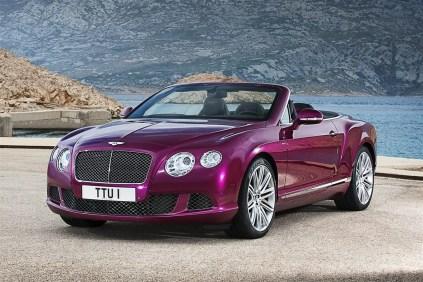 Bentley Continental GT Speed Convertible (2013) - 01