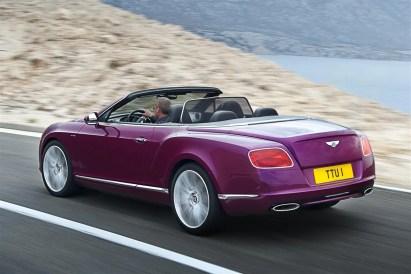 Bentley Continental GT Speed Convertible (2013) - 06