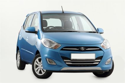 Hyundai i10 Colourz - 01 - Blue