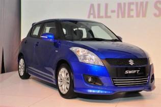 Suzuki Swift (2013) - 11