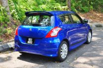 Suzuki Swift (2013) - 04