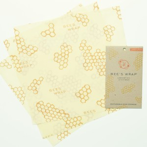 Bee's Wrap, 3 packs (one size)