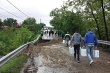ajutoare inundatii bacau 1
