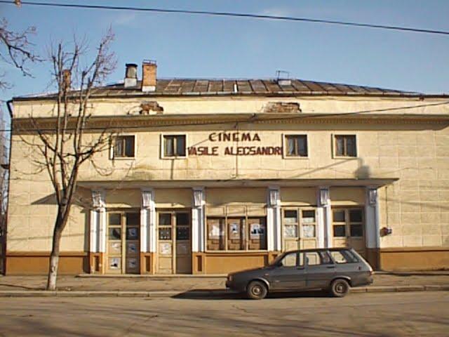 """Cinema """"23 August"""" -""""Vasile Alecsandri"""""""