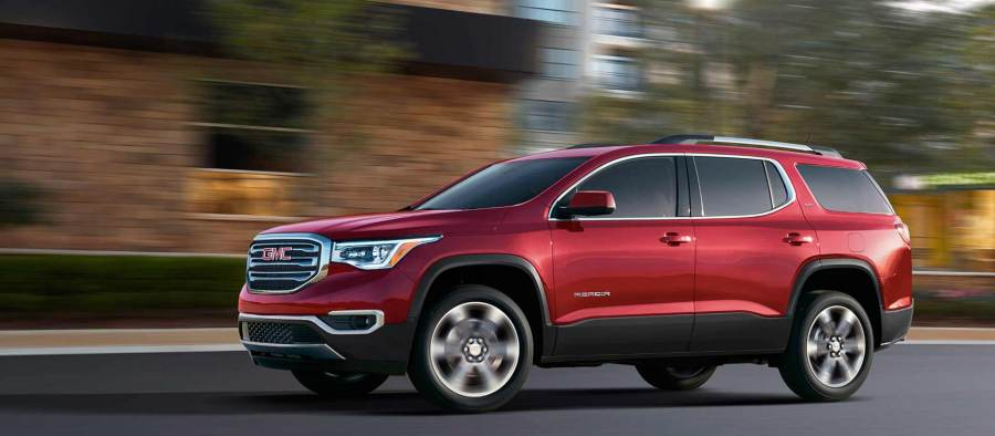 How To Use the Navigation System on the 2017 GMC Acadia   Zimbrick     2017 GMC Acadia
