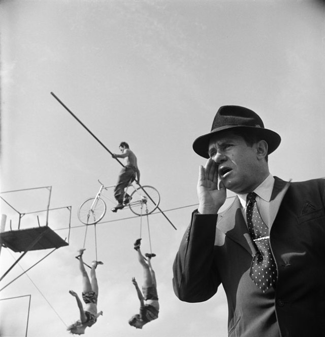 Photo: Stanley Kubrick, New York, 1940s