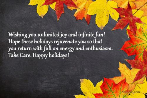 Medium Of Happy Holidays Quotes