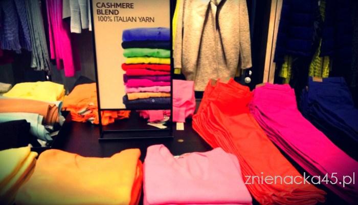Jak sądzisz, dlaczego producenci produkują tak niewiele kolorowych ubrań?