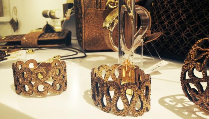 Biżuteria i inne cuda... z korka...