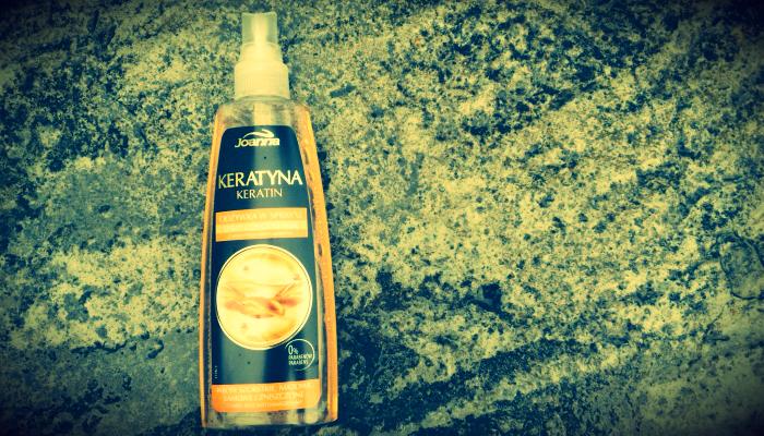 Odżywka do Włosów Keratyna Joanna – opinia