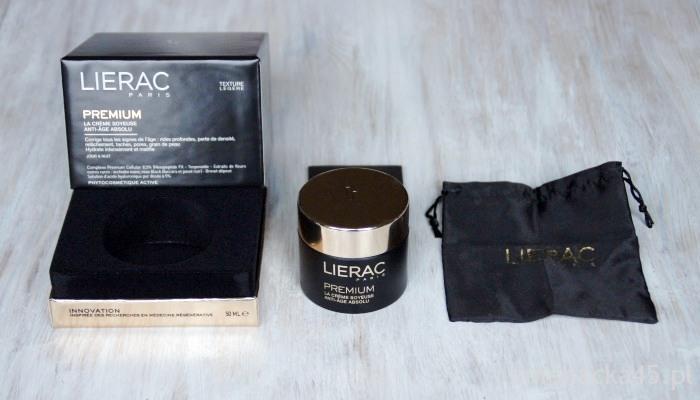 Krem Lierac Premium – recenzja