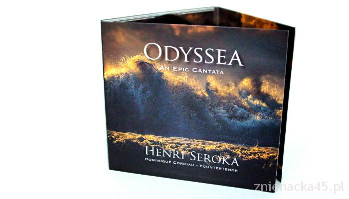 ODYSSEA już jest dostępna na audio CD