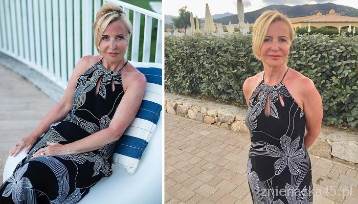 Jak się ubierać po 50 - Czarna Wallis