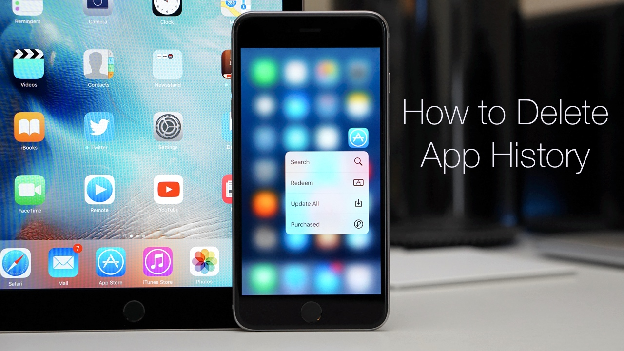How to Delete App Purchase History on iPhone, iPad and Mac