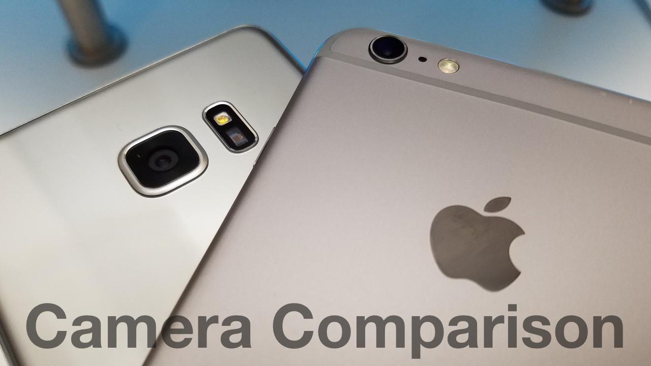iPhone 6s Plus vs Galaxy Note 7 – Camera Comparison