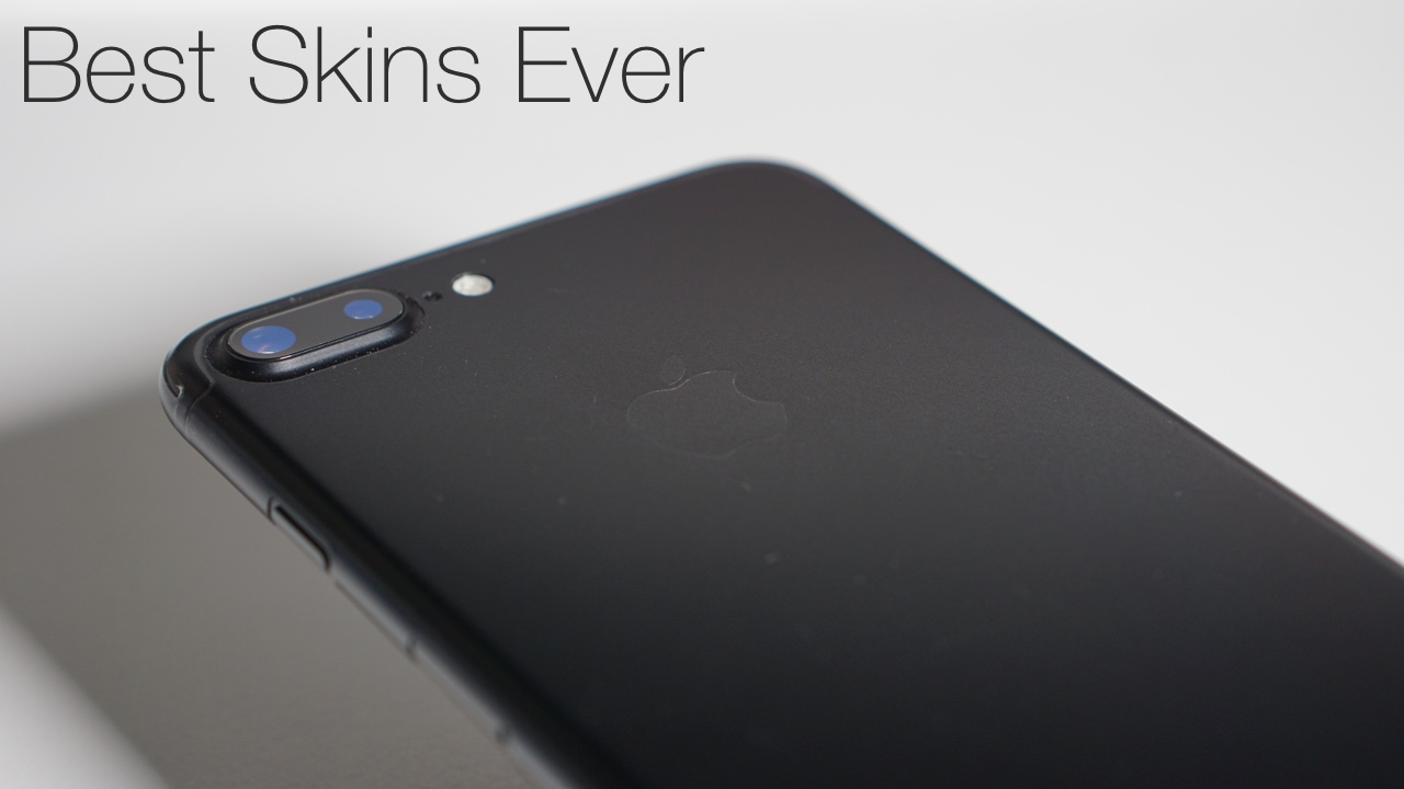Best Skins Ever for iPhone 7 Plus
