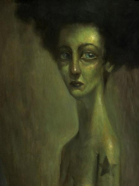 "Artist | Martin Wittfooth -- ""Starlett"""