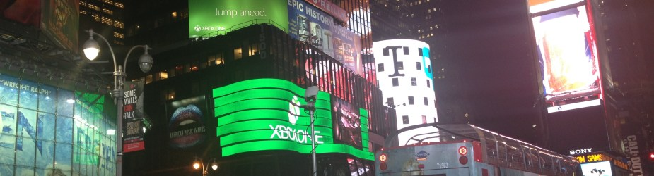 Microsoft's Xbox One Tour: Well They Tried