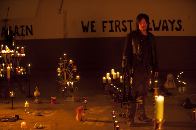Could 'The Walking Dead' Season 5 Too Sick For Television?