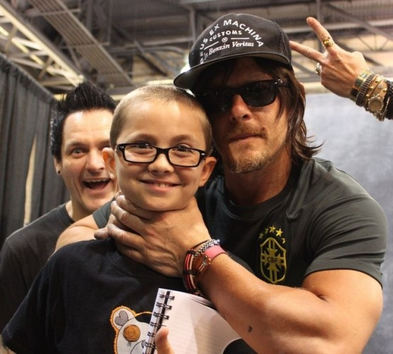 'Walking Dead's Norman Reedus Talks About His Photography And New Projects