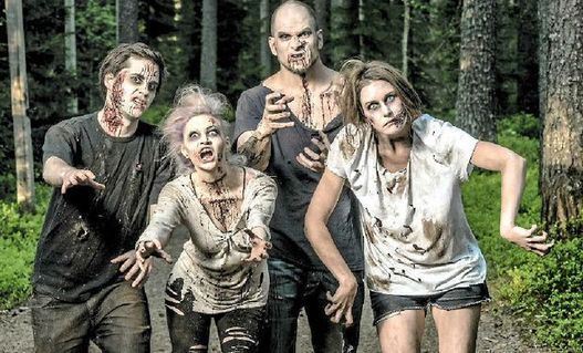 There's Zombie Events In Australia This Saturday