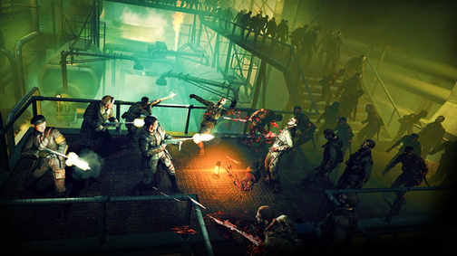 Zombie Video Games: Zombie Army Trilogy
