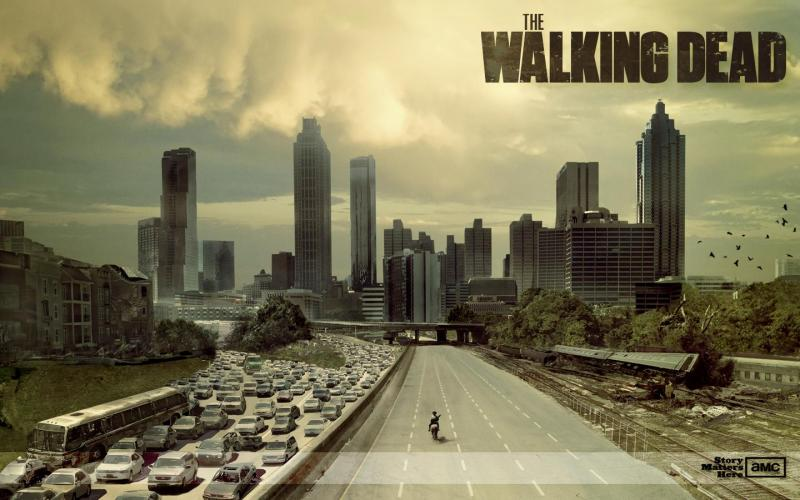 THE WALKING DEAD – Did somebody die or something?