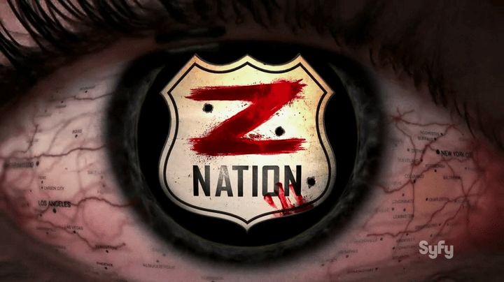 Educating myself on Z-NATION